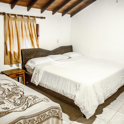 Private Room - Double & Single Bed