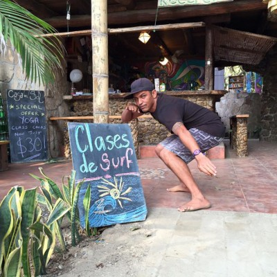 Casa Del Sol Surf Instructor Rugby